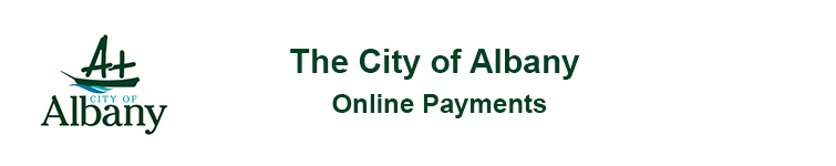 Albany Payments Header